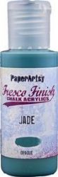 PaperArtsy Fresco Finish Chalk Acrylic Paint 50ml - Jade {was in FFTS1}
